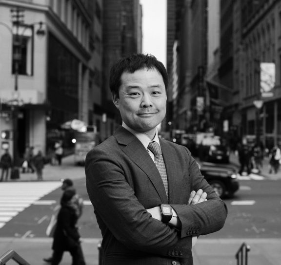 Stanley Ho portrait