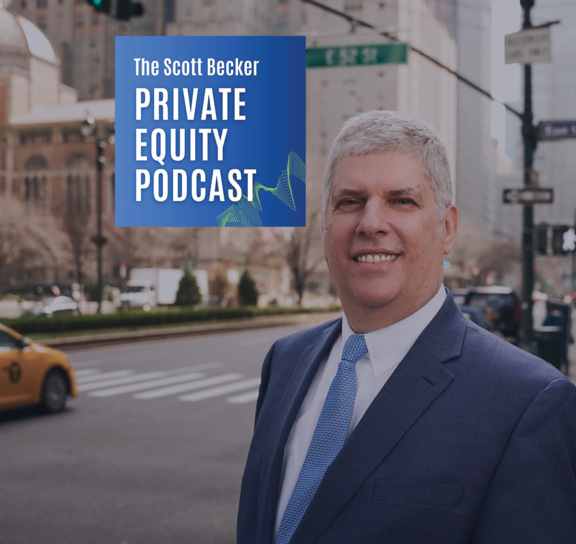 The Scott Becker Private Equity Podcast <span> Featuring Sheon Karol </span> portrait